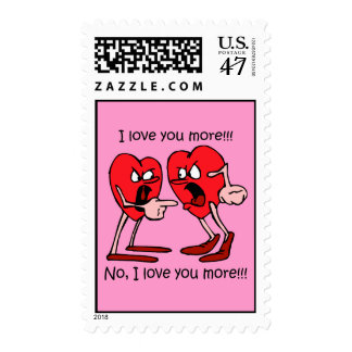 Valentine's Day Postage