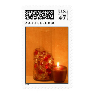 Valentine's Day Postage Stamp