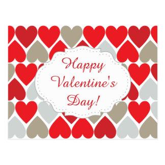 Valentine's Day Postcard
