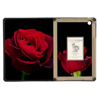 Valentines Day Red Rose iPad Mini Retina Case