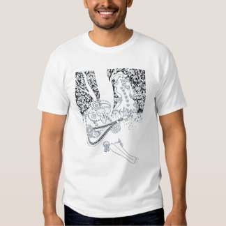 VALENTINE'S DAY ROMANCE,ROMANTIC LOVERS IN NATURE T-SHIRT