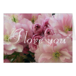 Valentine's Day Romantic Love Card