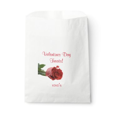 Beach Themed Valentines Day | Rose Petal, Treats, Favors Bags