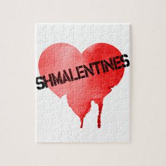 Valentine's Day Shmalentine's Day Jigsaw Puzzle
