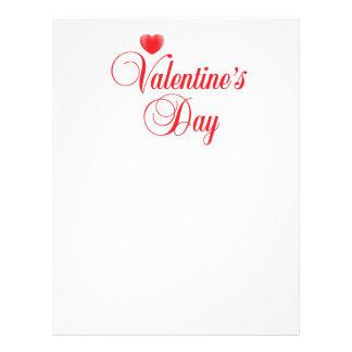 """Valentine's Day sign 8.5"""" X 11"""" Flyer"""