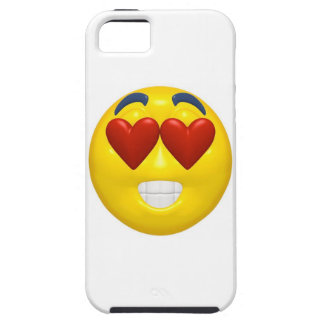 Valentine's Day Smiley iPhone 5 Case