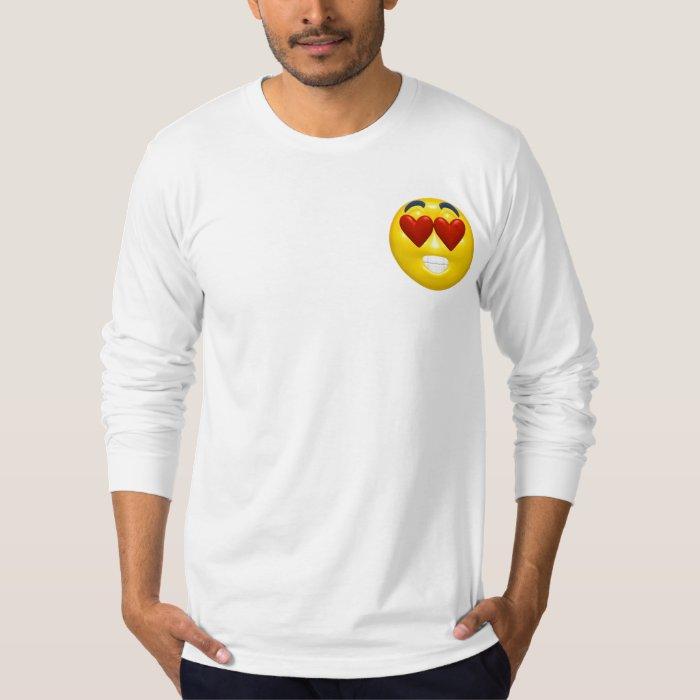 Valentine's Day Smiley T-Shirt