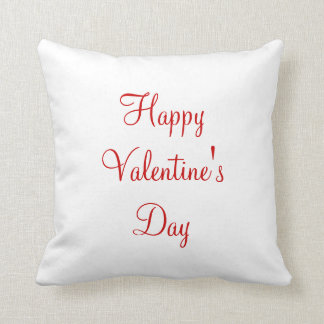 """Valentine's Day/St. Patrick's Day"" Reversible Throw Pillow"