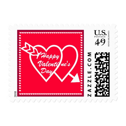 Valentine's Day Stamps