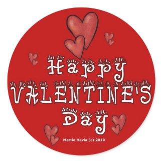 Valentine's Day Sticker (1) sticker