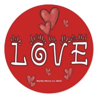 Valentine's Day Stickers (4) sticker