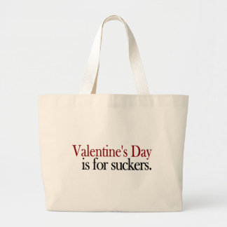 Valentine'S Day Sucker Tote Bags