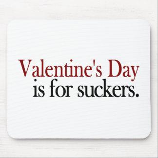 Valentine'S Day Sucker Mouse Pad