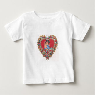 Valentine's Day Tea Party Baby T-Shirt
