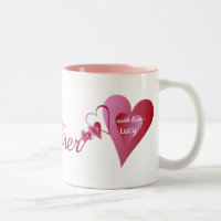 Valentine's Day Teacher Mug