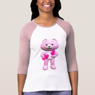 Valentine's Day Teddy Bear Tshirts