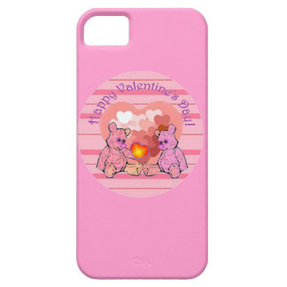 Valentines Day Teddy Bears iPhone 5 Covers