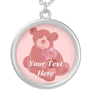 Valentine's Day Teddybear Necklace