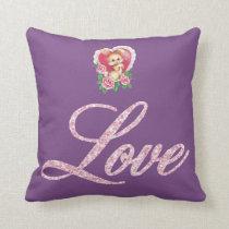 Valentine's Day Throw Pillow