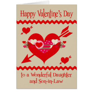 Daughter And Son In Law Greeting Cards  Zazzle