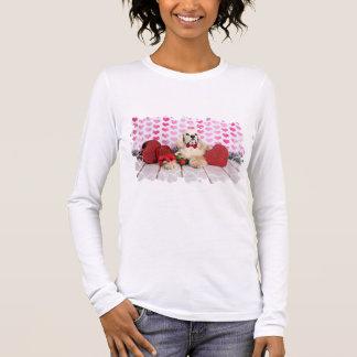 Valentine's Day - Tobey - Cocker Spaniel Long Sleeve T-Shirt