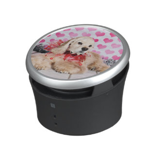 Valentine's Day - Tobey - Cocker Spaniel Speaker