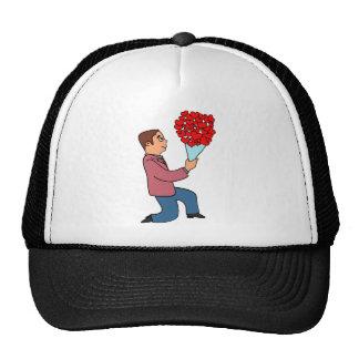 Valentine's Day Trucker Hat