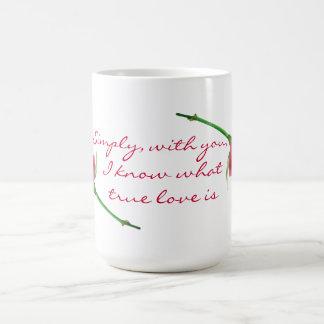 Valentine's Day True Love Mug