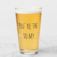 valentines day valentine funny birthday beer glass
