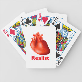 Valentines Days GIft Bicycle Playing Cards