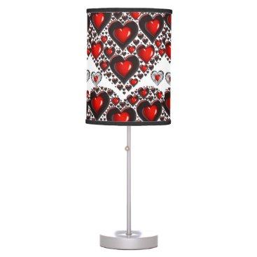 Professional Business Valentine's Decorative lamp shade