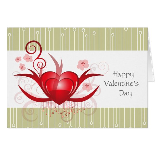 Valentines Design Card