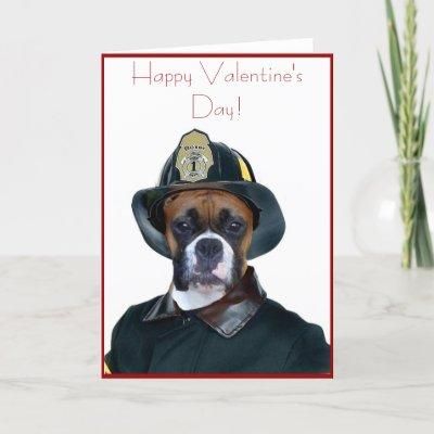 Fireman Valentine
