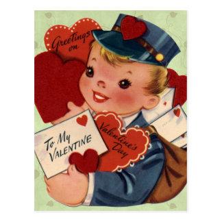 Valentine's for Kids Postcard