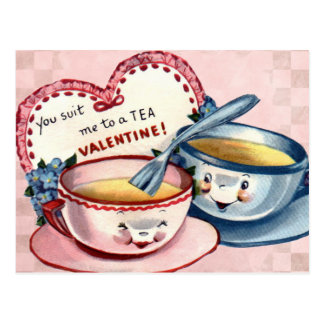 Valentine's for Kids Postcard