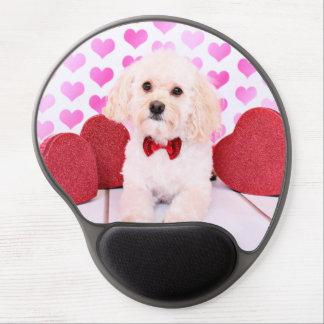 Valentines - Havanese - Mason Gel Mouse Pad
