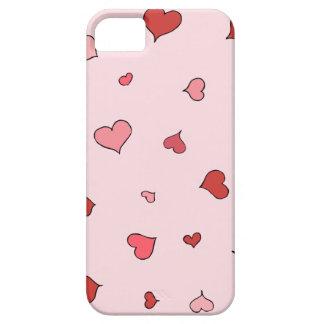 Valentines Heart Pattern iPhone SE/5/5s Case