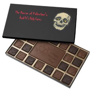Valentine's Horror chocolate box