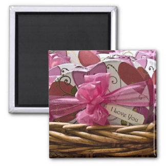 Valentine's I Love You Magnet