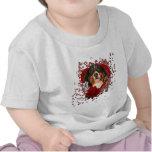 Valentines - Key to My Heart -Bernese Mountain Dog Tee Shirts