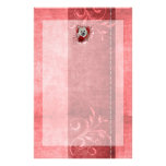Valentines - Key to My Heart - Cairn Terrier Stationery