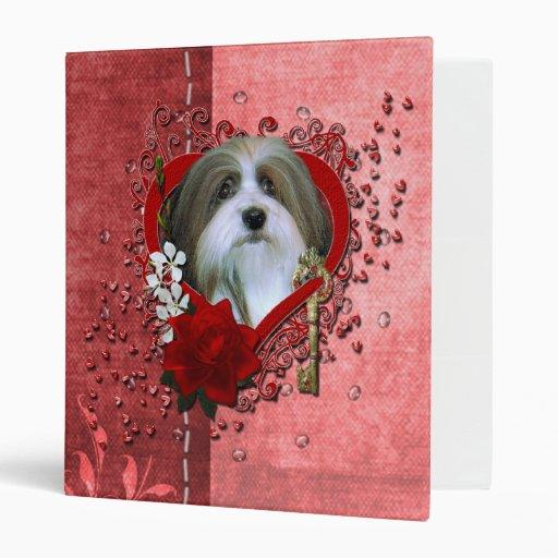 Valentines - Key to My Heart - Havenese Binders