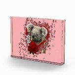 Valentines - Key to My Heart - Koala Bear Awards