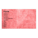 Valentines - Key to My Heart - Poodle - Chocolate Business Card Templates
