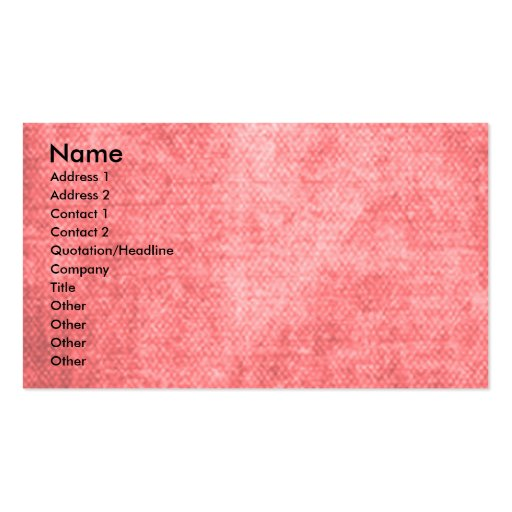 Valentines - Key to My Heart - Tibetan Terrier Double-Sided Standard Business Cards (Pack Of 100)