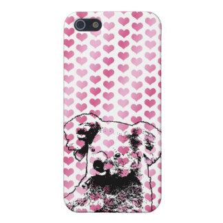 Valentines - Koala Bear Silhouette iPhone 5 Covers
