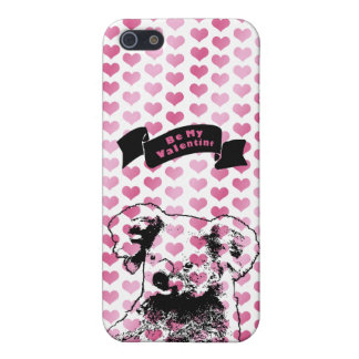 Valentines - Koala Bear Silhouette iPhone 5/5S Covers