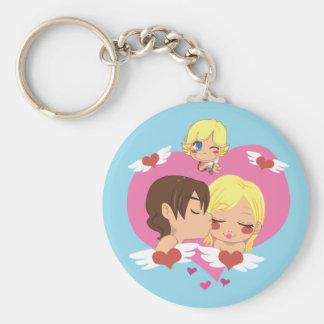 Valentine's Love Keychain