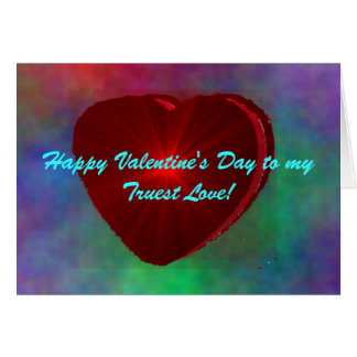 Valentine's Masterpiece Card