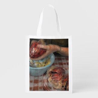 Valentines - Mending a broken heart 1942 Grocery Bag